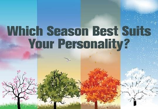 Quiz: Which Season Best Suits Your Personality?