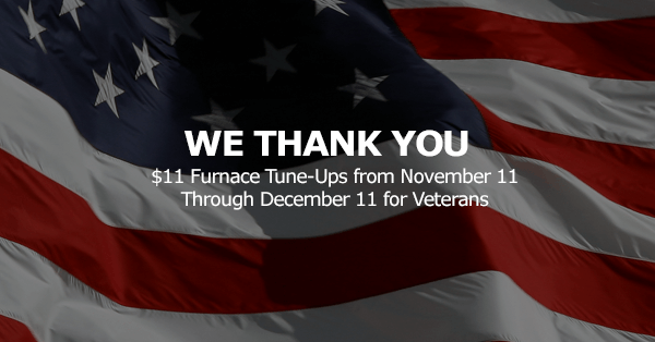 RighTime Home Services of San Diego Announces Military & Veteran Special In Honor of Veteran's Day