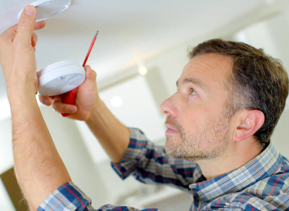 How to Check Your Smoke and CO Detectors