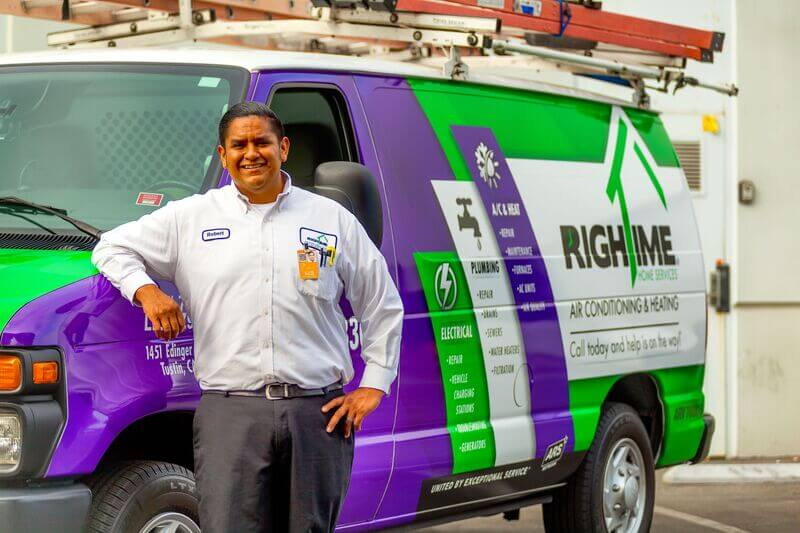 Robert Florez | RighTime Home Services