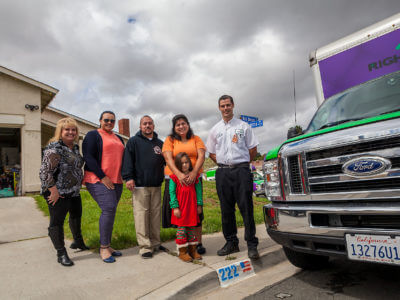 ARS/Rescue Rooter and RighTime Team Up to help a San Diego Veteran in Need