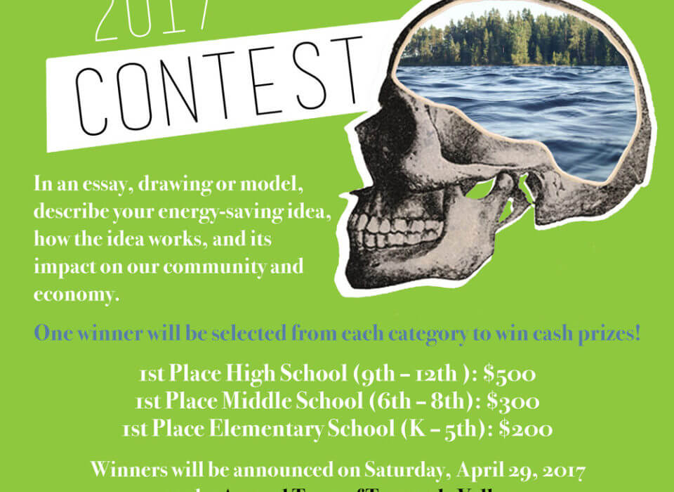 Fifth Annual Think Green Contest
