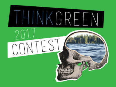 Congrats! Winners of the Think Green Contest